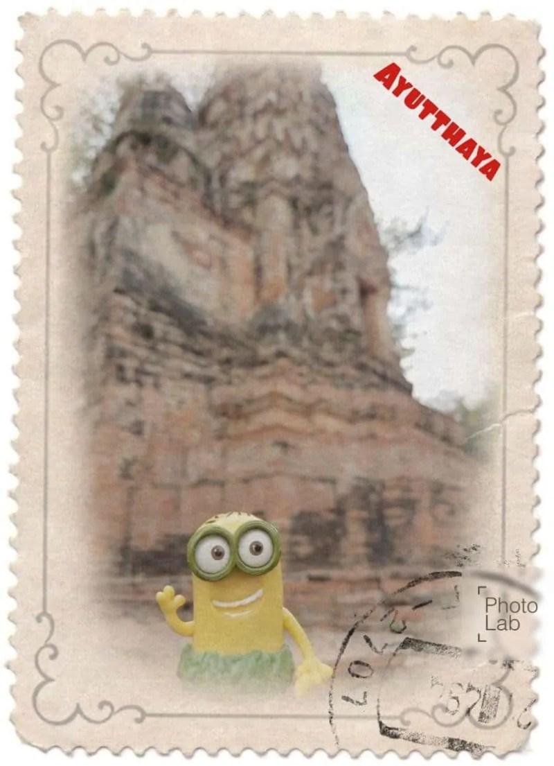 Thaïlande, visite d'Ayutthaya et de ses temples 🌞 5