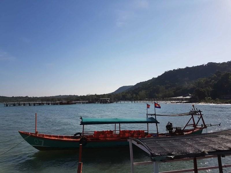 Cambodge, quand une rencontre t'amène sur une île paradisiaque 🌴 13