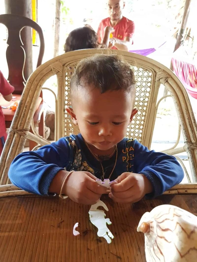 Cambodge, 4 jours sur lîle de Koh Rong Samloem 🐠 12