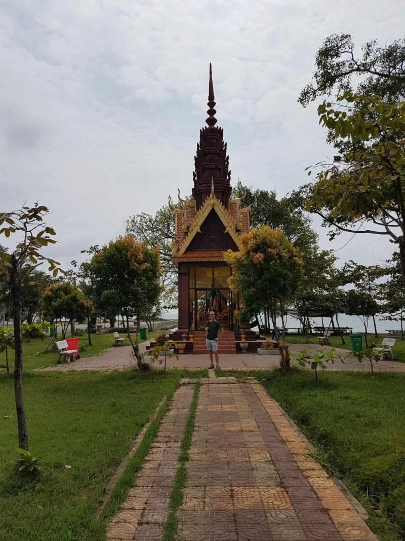 Cambodge, Kep et sa ferme aux papillons 🦋 6