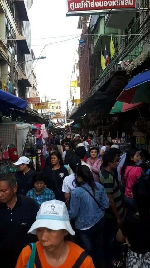 Thaïlande, marché aux fleurs et quartier Chinois de Bangkok 🎎 9