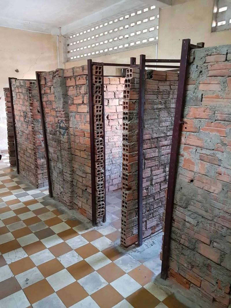 Cambodge, histoire du génocide et visite de la prison S21 😥 9