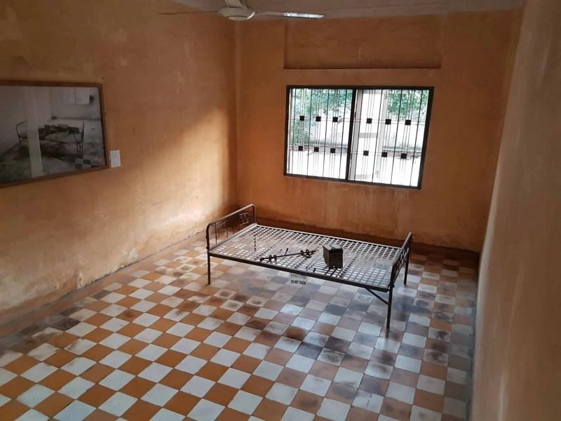 Cambodge, histoire du génocide et visite de la prison S21 😥 3