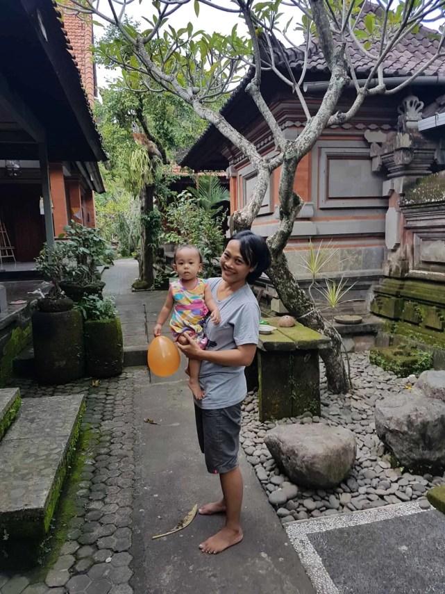 Bali, les rizières de Tegallalang et le temple Pura Tirta Empul🌱 7