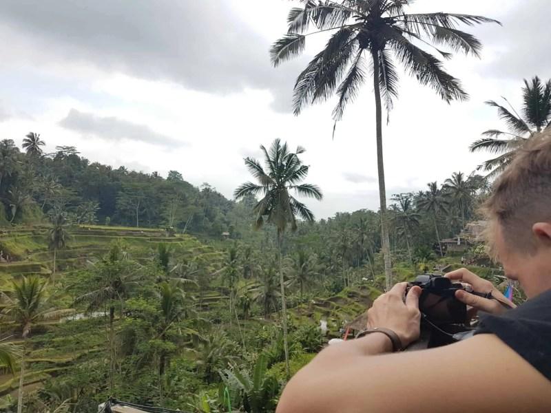 Bali, les rizières de Tegallalang et le temple Pura Tirta Empul🌱 15