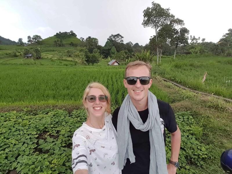 Bali, le joli et atypique temple Goa Gajah 🛕 10