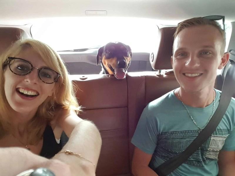 Australie, quand tu es accueilli par une famille Australienne à Adelaïde 🤠 3