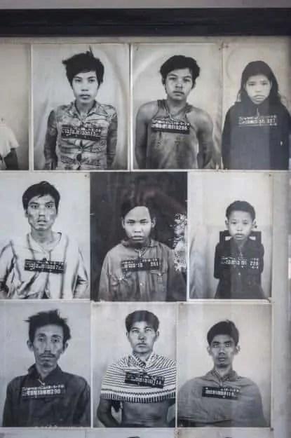 Cambodge, histoire du génocide et visite de la prison S21 😥 15