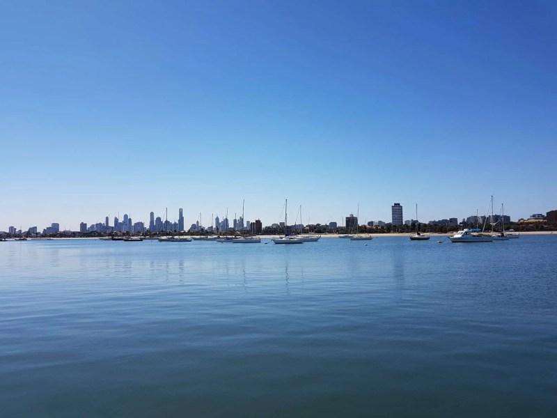 """Australie, la plage de St Kilda ou la """"traversée du désert"""" 👳 15"""