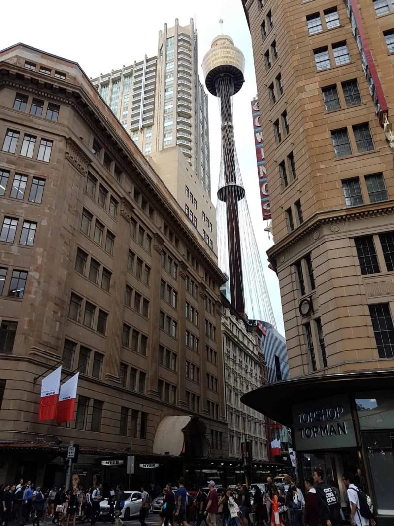 Australie, premier jour de découverte de Sydney 😊 7