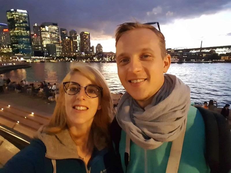 Australie, premier jour de découverte de Sydney 😊 25