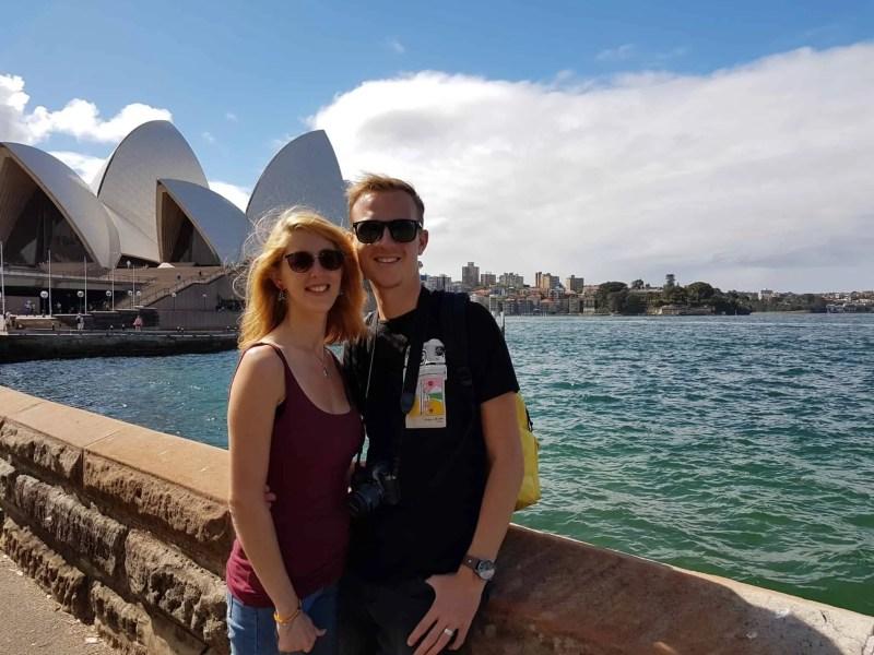 Australie, le jardin botanique de Sydney 🌺 24