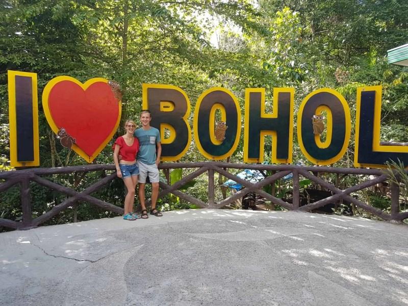 Philippines, visite du sanctuaire des tarsiers 🐒 5