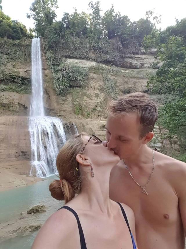 Philippines, Can-Umantad Falls la plus grande cascade de Bohol 💦 15