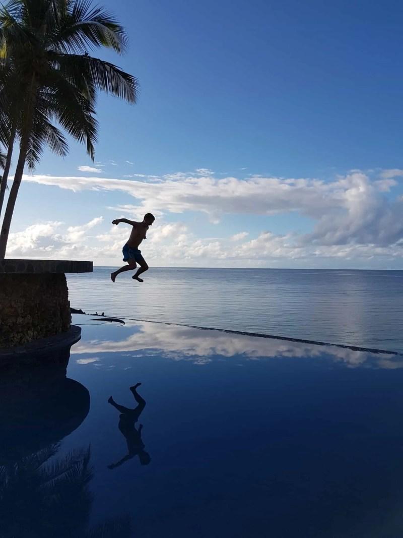 Philippines, un anniversaire romantique dans un hôtel de rêve 🧡 5