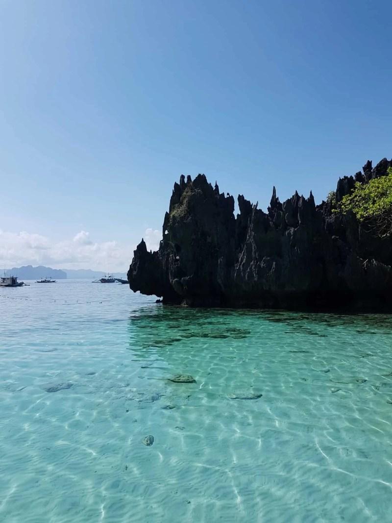 Philippines, tour en bateau dans les îles d'El Nido 🌴 14