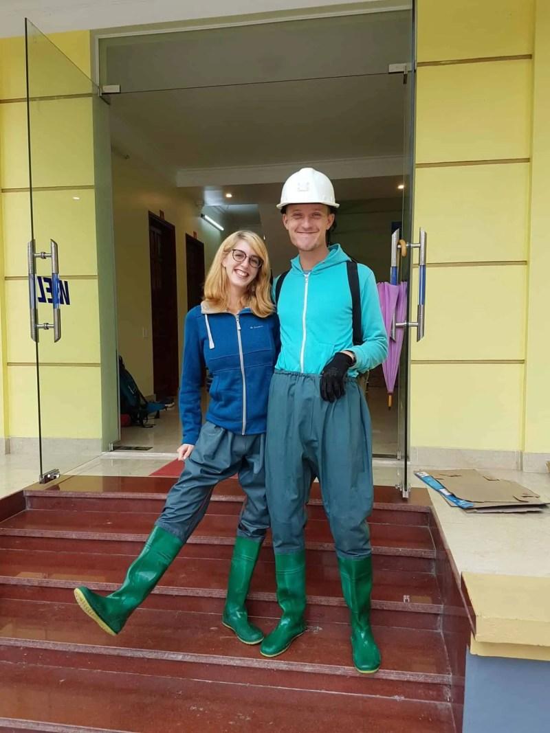 Vietnam, tour en bateau privé dans la baie d'Halong ⛵ 2