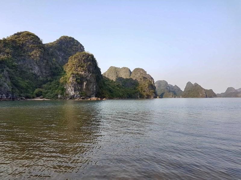 Vietnam, tour en bateau privé dans la baie d'Halong ⛵ 23