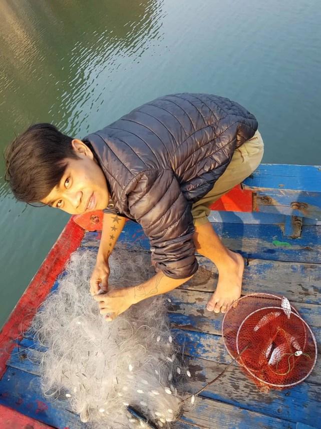 Vietnam, tour en bateau privé dans la baie d'Halong ⛵ 27