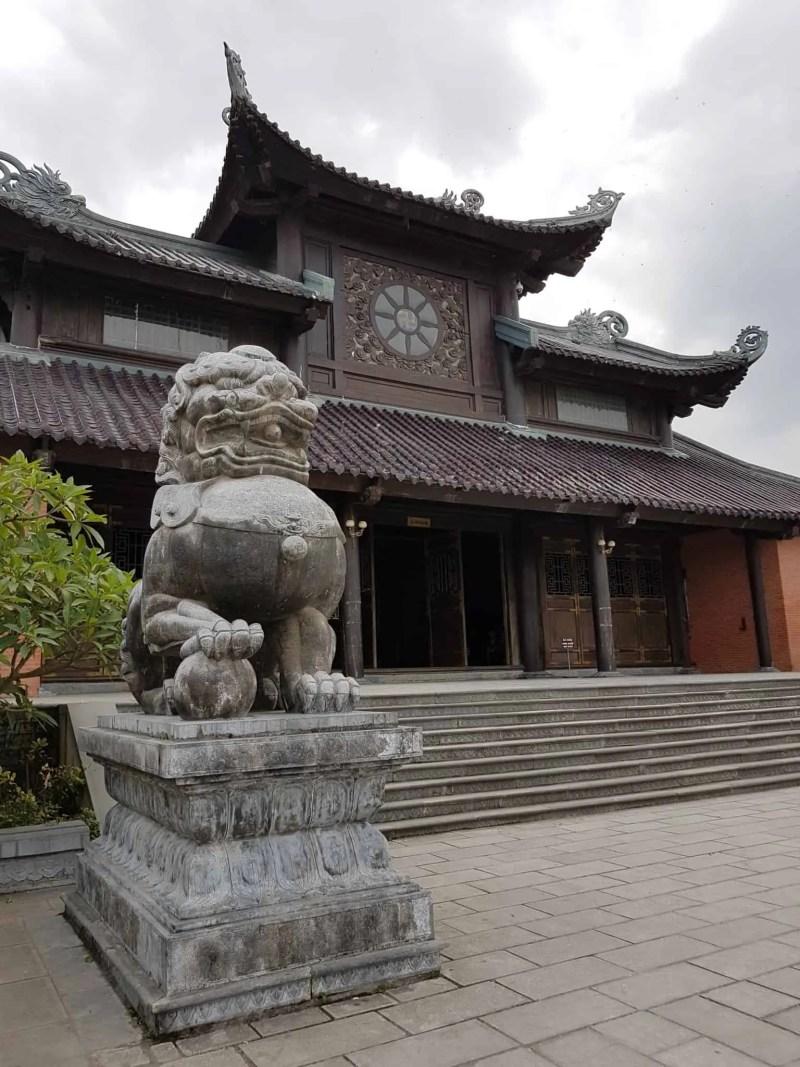 Vietnam, l'incontournable temple de Bai Dinh aux 500 statues 🛕 9