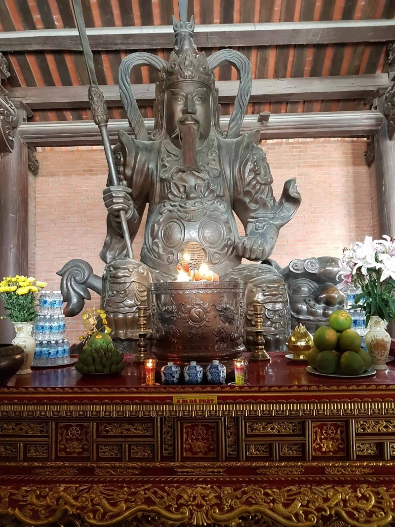 Vietnam, l'incontournable temple de Bai Dinh aux 500 statues 🛕 10