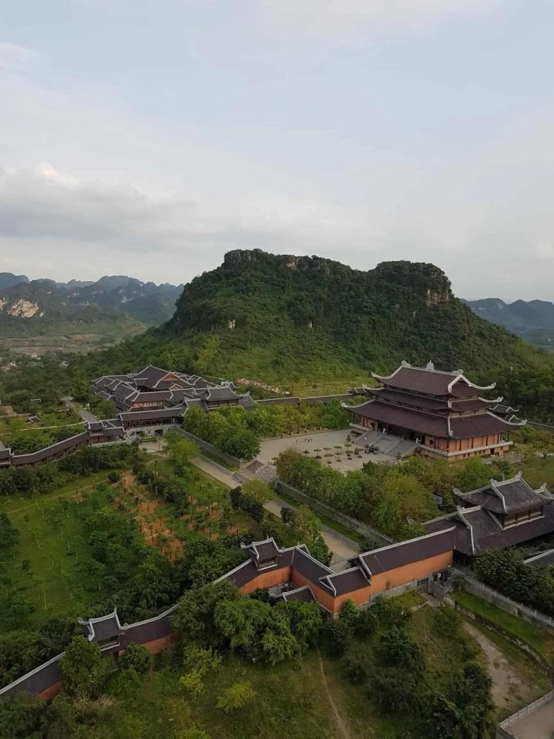 Vietnam, l'incontournable temple de Bai Dinh aux 500 statues 🛕 38