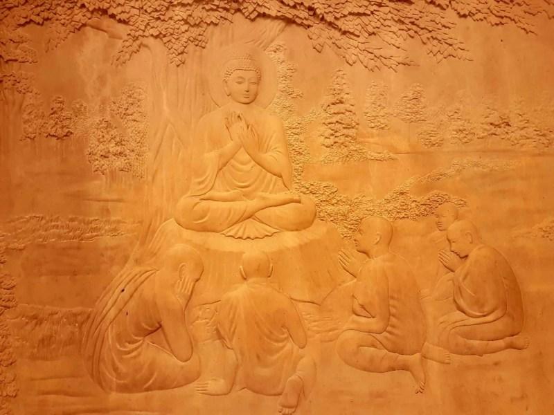Vietnam, l'incontournable temple de Bai Dinh aux 500 statues 🛕 36