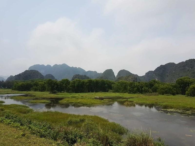 Vietnam, la magnifique réserve naturelle de Vân Long 🌾 17