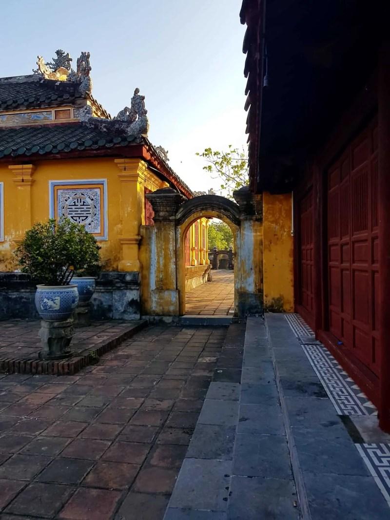Vietnam, la magnifique cité impériale de Hué 🏯 29