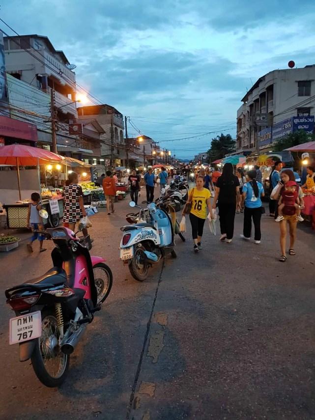 Thaïlande, Nakhon Phanom une petite ville en bordure du Mékong 🚲 19