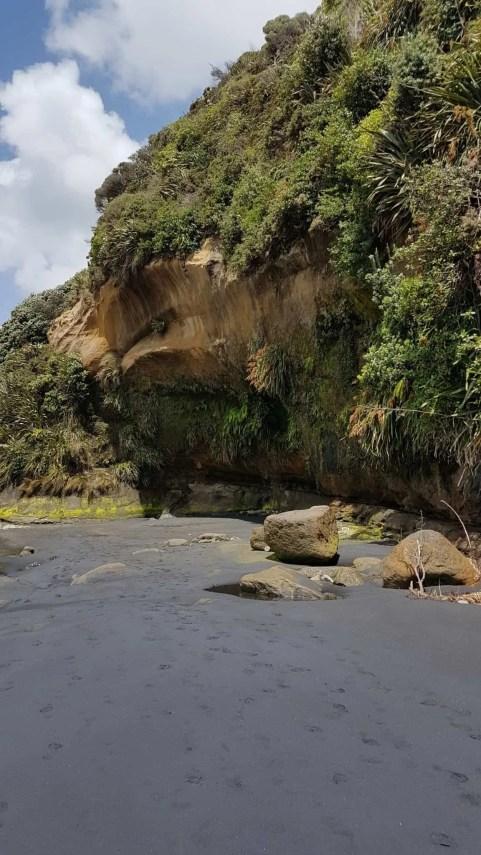 Nouvelle-Zélande, les Three Sisters et l'Elephant Rock plantés au beau milieu de la mer 🐘 9