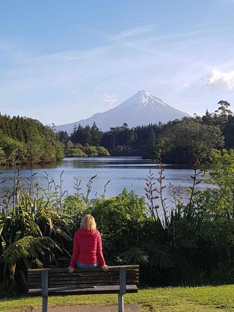 Nouvelle-zelande, le lac Mangamahoe une petite merveille 🤩 14