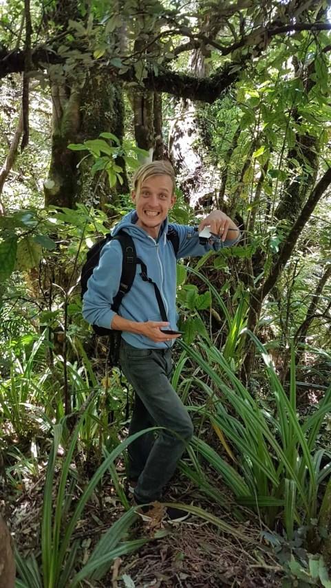 Nouvelle-Zélande, quand ta randonnée se transforme en chasse au trésor dans la jungle 🕵️♂️ 10