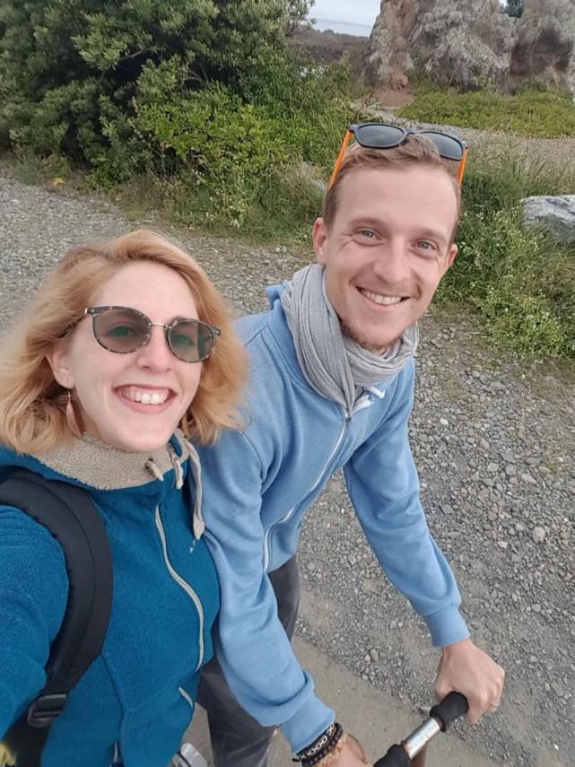 Nouvelle-Zélande, notre arrivée dans la capitale 🏬 14