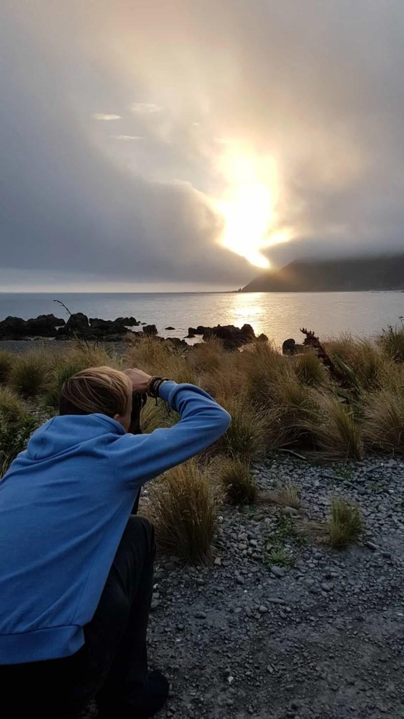 Nouvelle-Zélande, notre arrivée dans la capitale 🏬 18