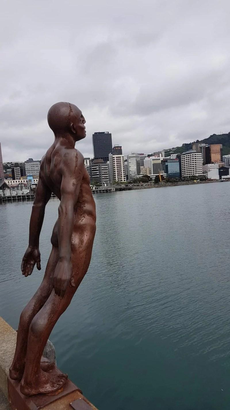 Nouvelle-Zélande, on visite  Wellington avant d'embarquer pour l'île du Sud ⛴ 2