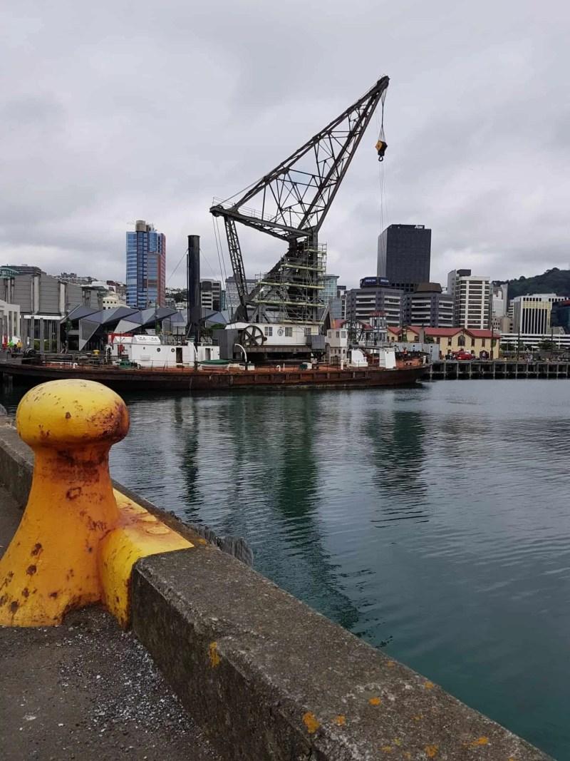 Nouvelle-Zélande, on visite  Wellington avant d'embarquer pour l'île du Sud ⛴ 3
