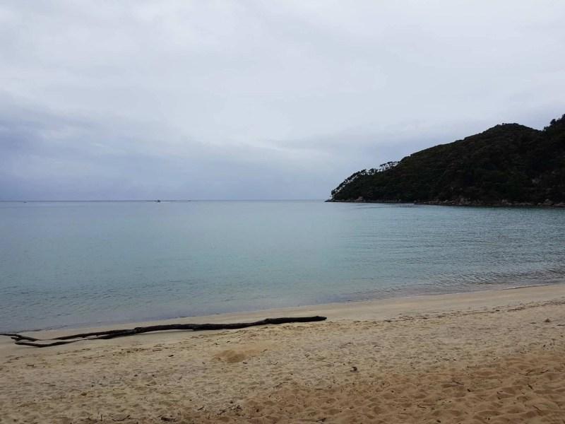 Nouvelle-Zélande, 24 km de randonnée sous la pluie dans le parc d'Abel Tasman 🌧 8