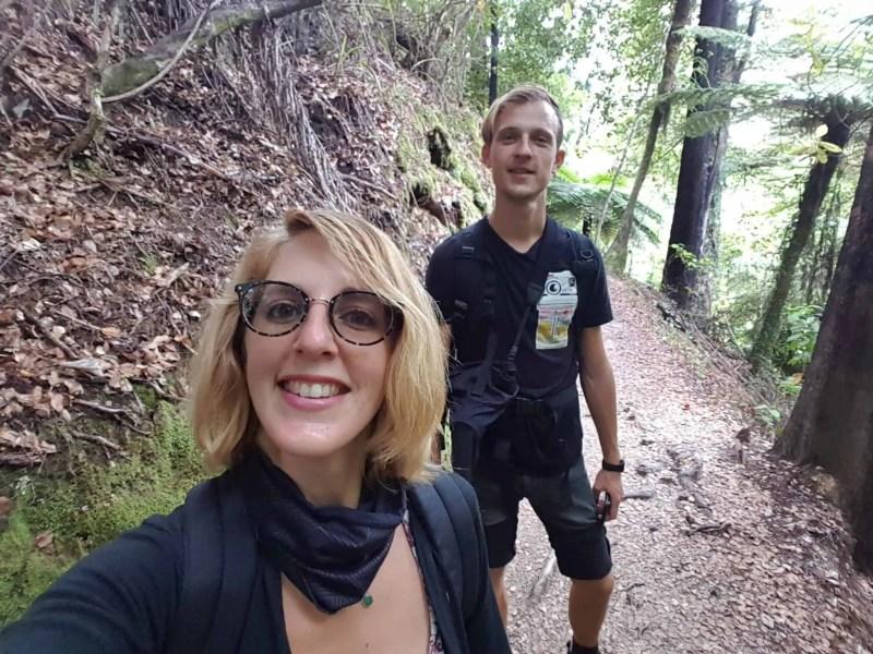 Nouvelle-Zélande, 24 km de randonnée sous la pluie dans le parc d'Abel Tasman 🌧 22