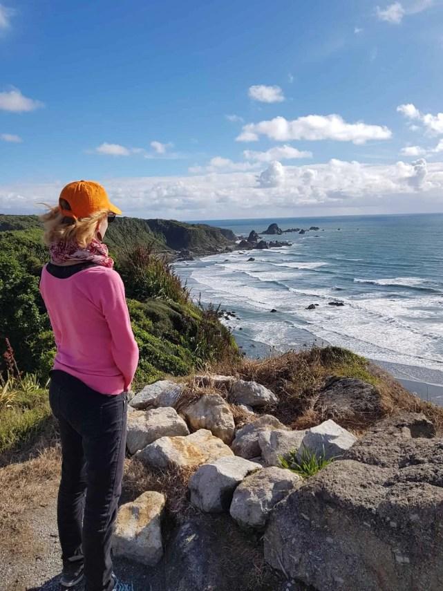 Nouvelle-Zélande, le Cap Foulwind et sa côte sauvage 🌿 19