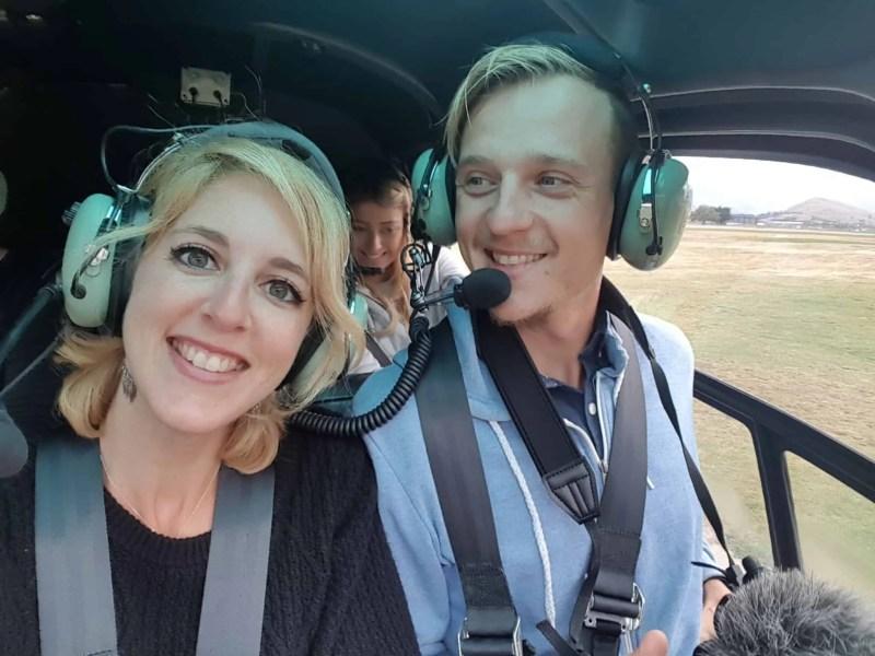Nouvelle-Zélande, un tour en hélico au dessus de Queenstown qui nous en met plein les yeux ! 🚁 4