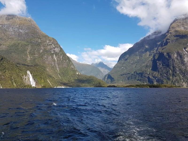 Nouvelle-Zélande, magnifique tour en bateau au coeur du Milford Sound ⛴ 19