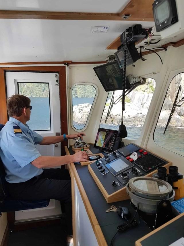 Nouvelle-Zélande, magnifique tour en bateau au coeur du Milford Sound ⛴ 22