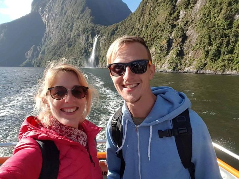 Nouvelle-Zélande, magnifique tour en bateau au coeur du Milford Sound ⛴ 30