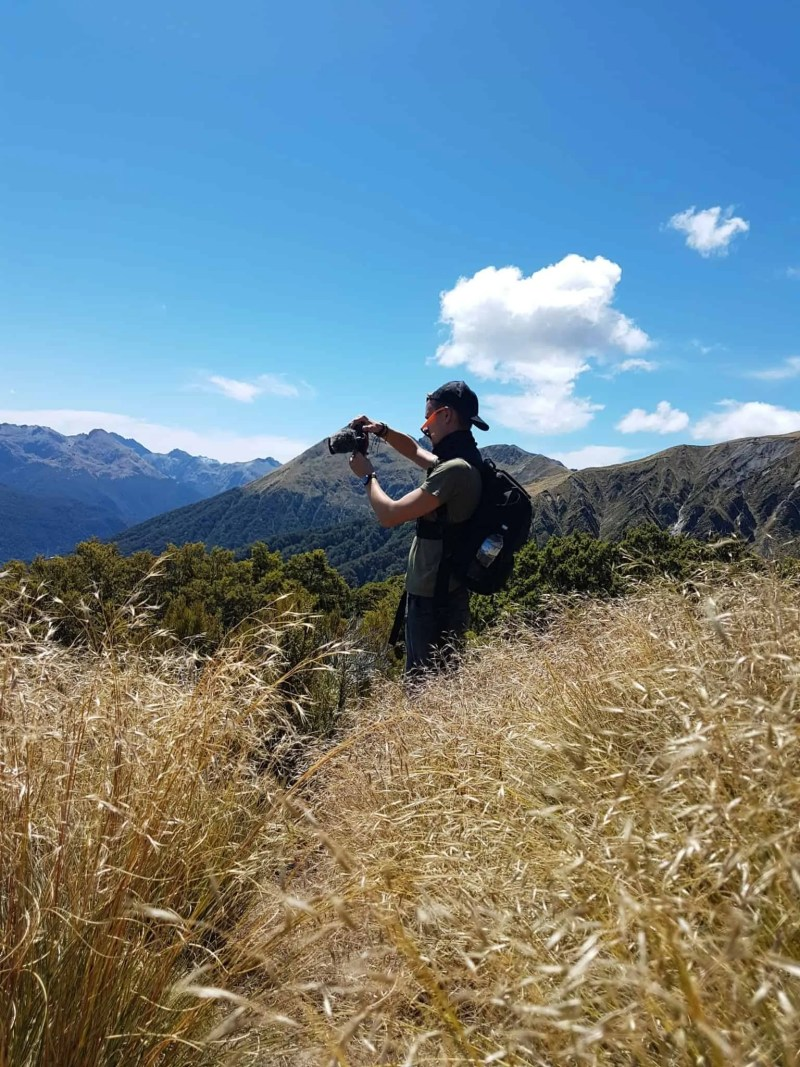 Nouvelle-Zélande, la Mount Burns Tarns Track une rando hors des sentiers battus 👟 7