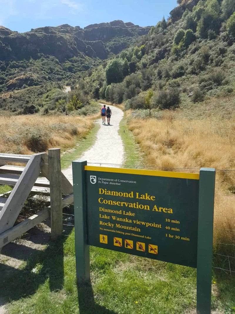 Nouvelle-Zélande, la Rocky Mountain Track une randonnée méconnue des touristes 🤩 3