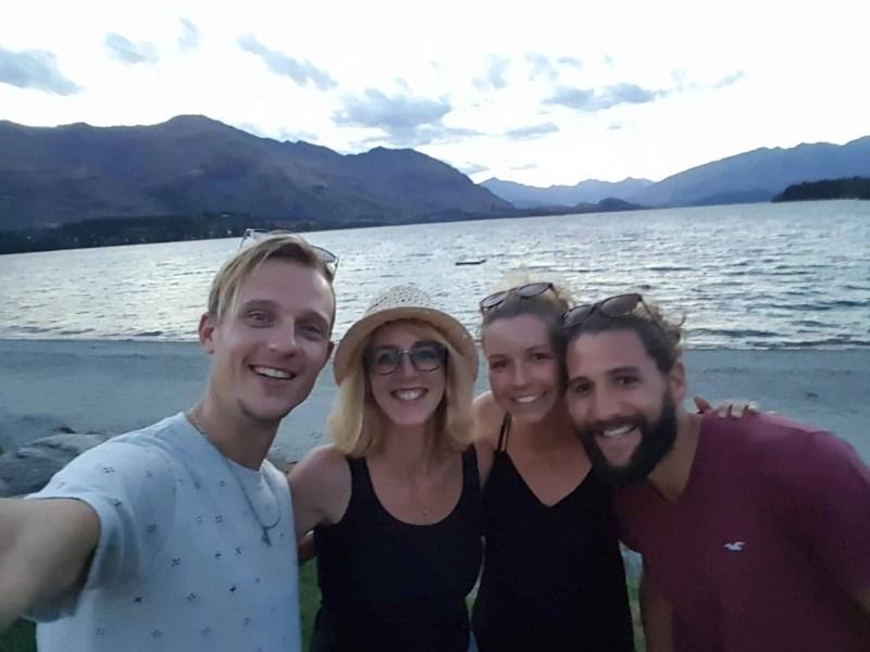 les belles rencontres lors d'un PVT en Nouvelle-Zélande