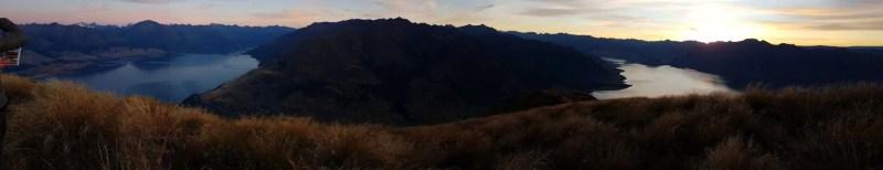 Nouvelle-Zélande, un magnifique lever de soleil depuis Isthmus Peak pour mes 30 ans 🎁 7