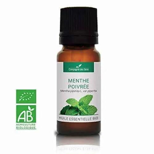 huile essentielle de menthe poivrée bio 10ml