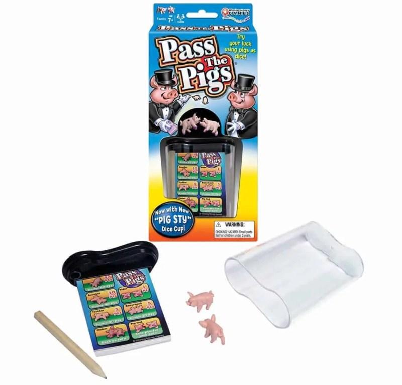 Pass the pig